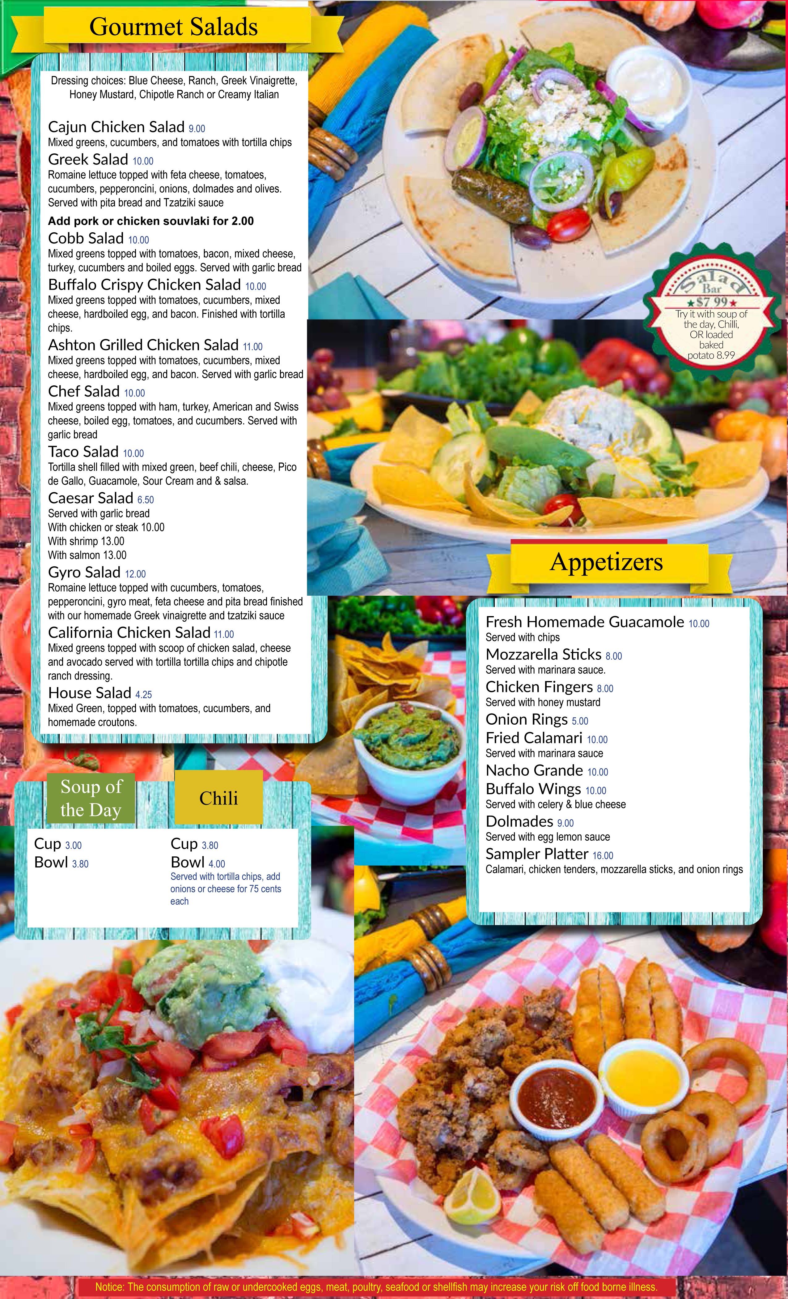 Dinner Page 2