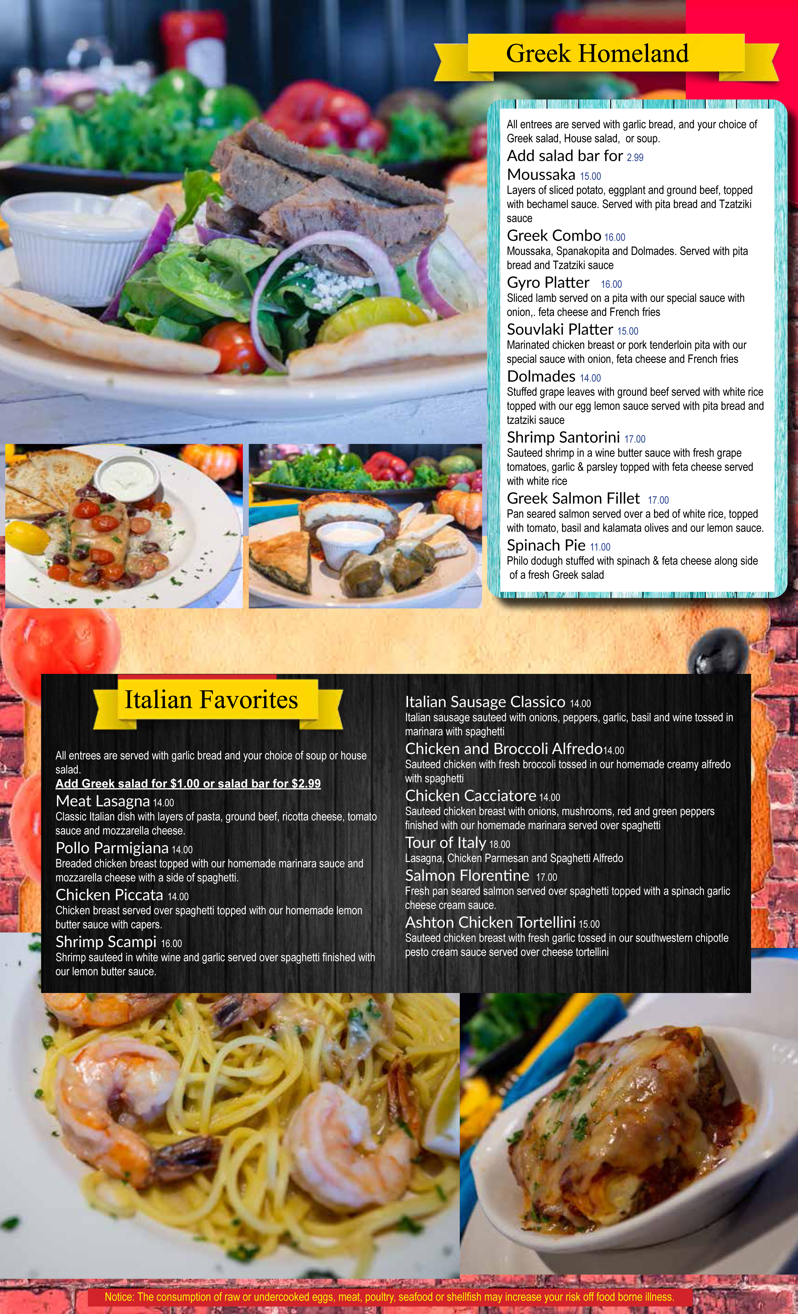 Dinner Page 3