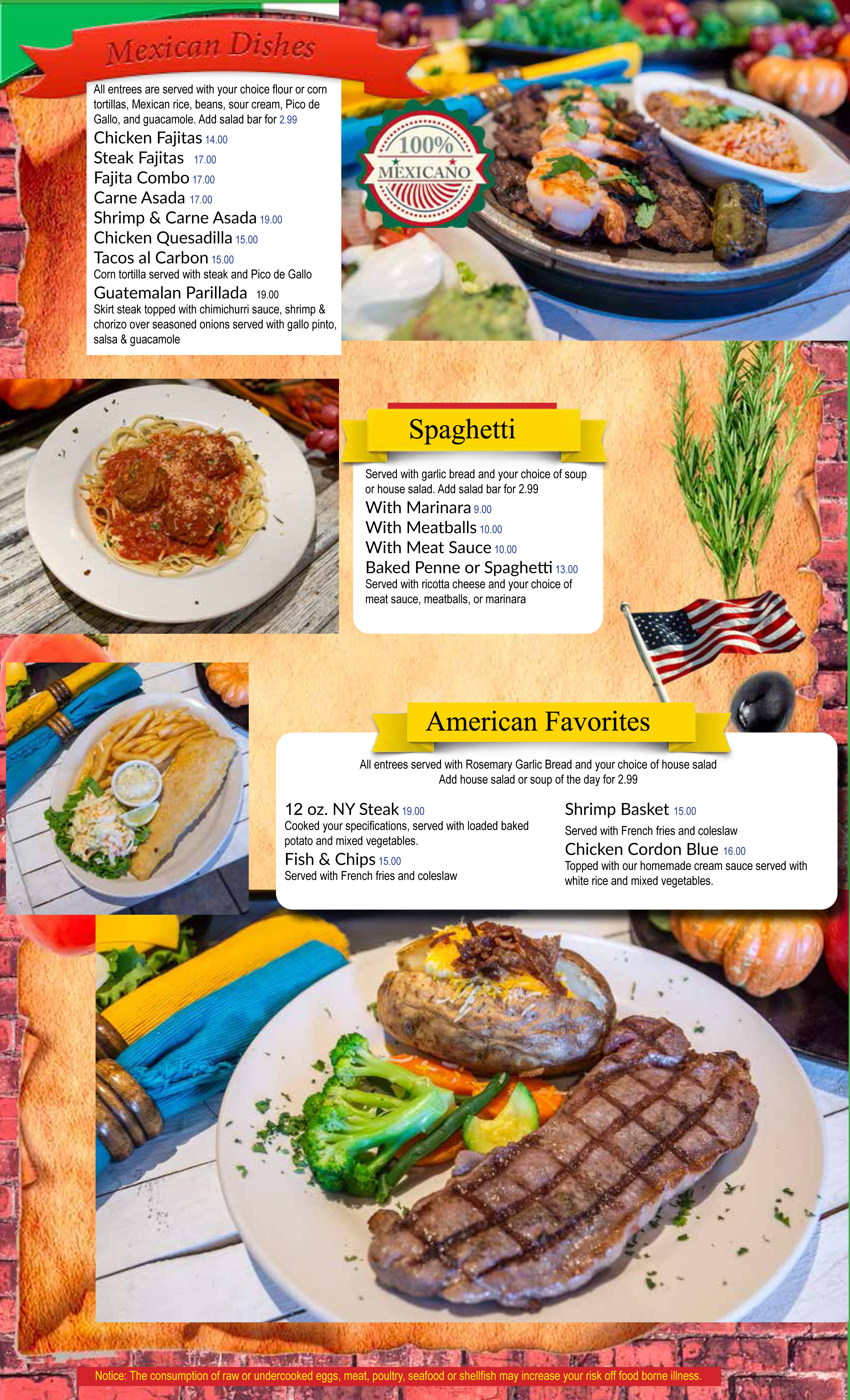 Dinner Page 4